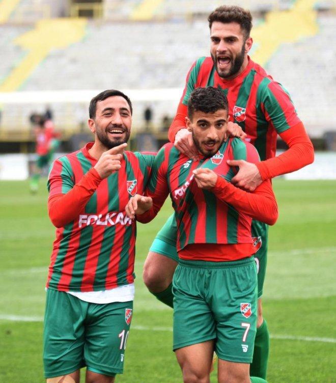 Karşıyaka - Kırşehir Belediyespor