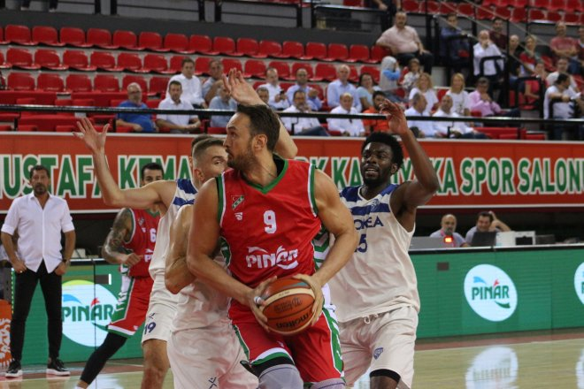 Pınar Karşıyaka - Igokea