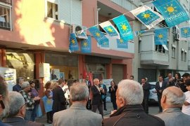 İYİ Parti seçim bürolarını peş peşe açıyor…