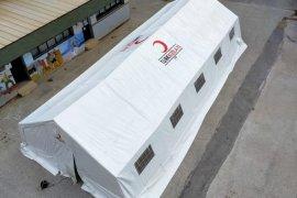 Kızılay Karşıyaka, İnsanı Yardım Çadırı kurdu