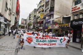 Karşıyaka Sağlığını Koruyor ve En iyi Narkotik Polisi: Anne