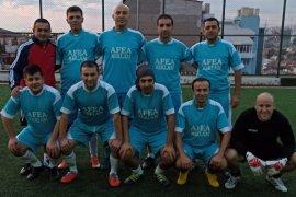 Karşıyaka Kurumlar Futbol Turnuvası'nda gol yağmuru...