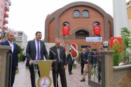 Hacı Mustafa Gültekin Camii açıldı