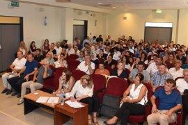 Yeni öğretim yılı güvenlik toplantısı yapıldı