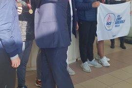 İzmir Liseler İl Tenis Birincilikleri Karşıyaka'da yapıldı