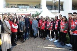 Karşıyaka'da organ bağışı için ''Hayat Olabilirsin Festivali'' düzenlendi