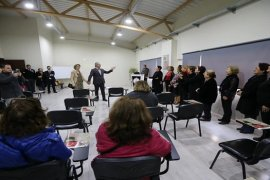 Şemikler Ali Rıza Bodur Kültür Merkezi açıldı