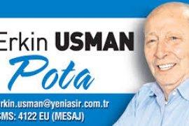 Erkin Usman'ı kaybettik...