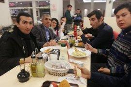 Karşıyaka Nüfus Müdürlüğü Yılbaşını kutladı