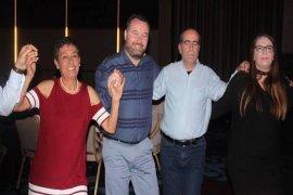 Karşıyakalı amatörler ASKF Toplantısına tam kadro katıldı