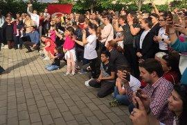 Karşıyaka'nın Filizleri 23 Nisan'ı kutladı...