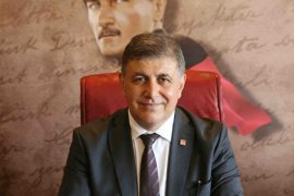 """Karşıyaka'da """"97. yılında Cumhuriyetimizi konuşuyoruz"""" söyleşileri"""