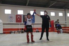 Bostanlıspor MuayThai'de Ege Bölge Şampiyonu…