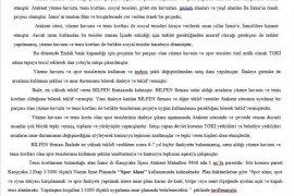 AK Parti'li Dağ:  Yapılan pazarlıkları tek tek ortaya dökeceğiz