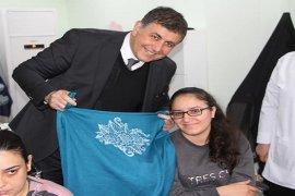 Tugay, Kısa Süreli Engelli Dinlenme Merkezi'ni ziyaret etti