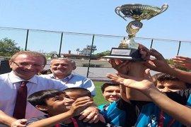Karşıyaka Camiler arası Futbol Turnuvası sona erdi