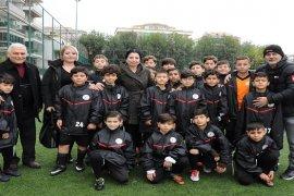 Karşıyaka U11 Futbol Turnuvası başladı...