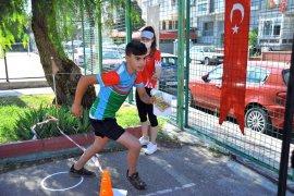 Karşıyaka Belediye Başkanlığı 9 Eylül Oryantiring Şenliği yapıldı