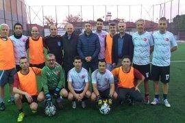 Karşıyaka Emniyet ile Jandarma finalde...