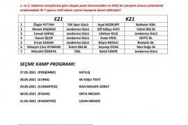 Bostanlıspor'un sporcusu Dünya Şampiyonası aday kadrosunda