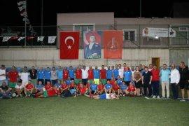 Karşıyaka'da örnek turnuva