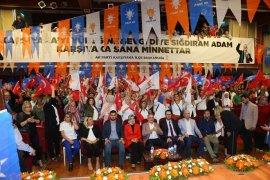 AK Parti, Karşıyaka Danışma Meclisi Toplantısı yapıldı