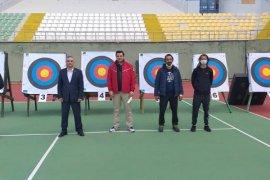 Karşıyaka Kurumlar Okçuluk Turnuvası yapıldı