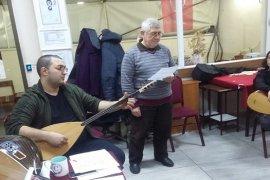 Karşıyaka'nın en genç müzik şefi...