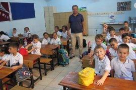 Okullar eğitime başladı...