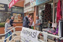 Karşıyaka'dan İstanbul'a İmamoğlu çıkarması