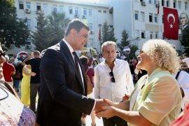 Karşıyaka 9 Eylül'ü İzmir Marşı ile kutladı