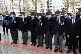 18 Mart Çanakkale Zaferi Karşıyaka'da coşkuyla kutlandı