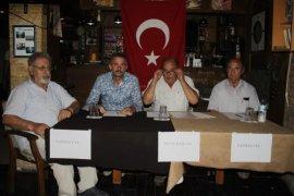DSP Karşıyaka'da Başkan Kanber güven tazeledi
