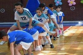 Karşıyaka Kaymakamlığı Geleneksel Çocuk Oyunları Turnuvası Başladı