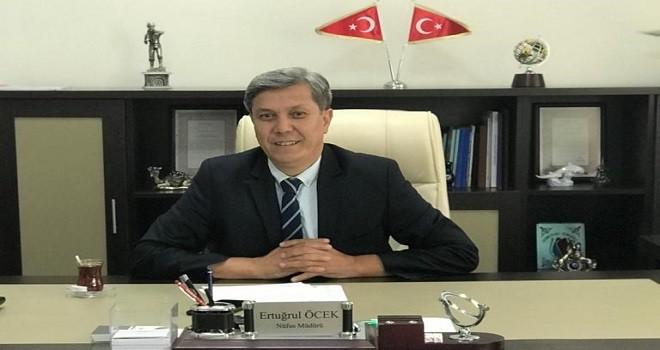 Karşıyaka'ya yeni nüfus müdürü atandı