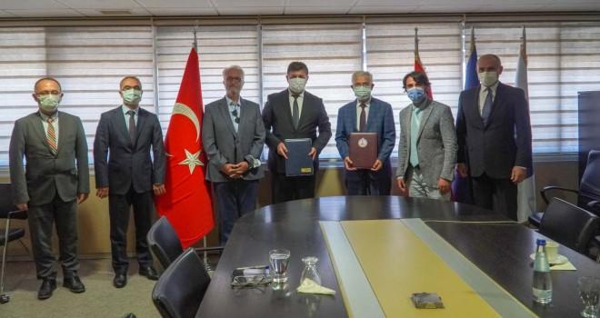 Kent A.Ş. ile İzmir Bakırçay Üniversitesi'nden iş birliği