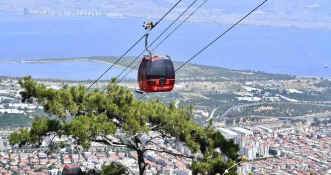 İzmir Büyükşehir'den olası yangınlara karşı yeni önlem