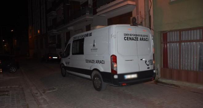 Karşıyaka'da şüpheli ölüm