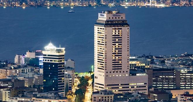Hilton İzmir Oteli kapatılıyor