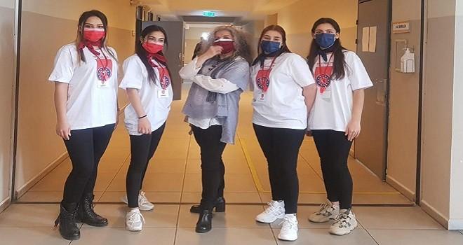Karşıyaka'lı 60 Öğrenci Avrupa' da Staj Yapacak
