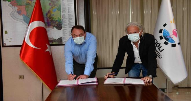 Çiğli'de 4 yeni iş birliği protokolü imzalandı