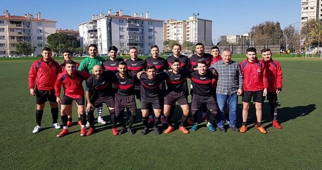 Erdem Esentepe Spor, Nergizspor'a gol yağdırdı...