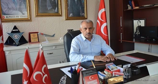 MHP Karşıyaka'da Akif Yılmaz devam...