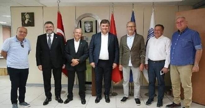 KSK'de şirket projesine başkan Tugay'dan destek