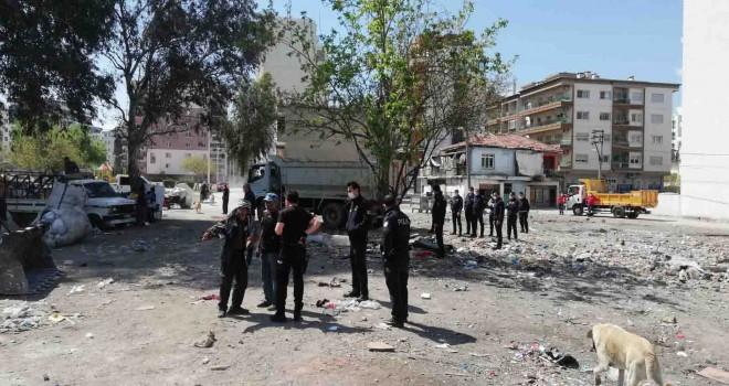 Karşıyaka'da yasa dışı hurdacılara izin yok