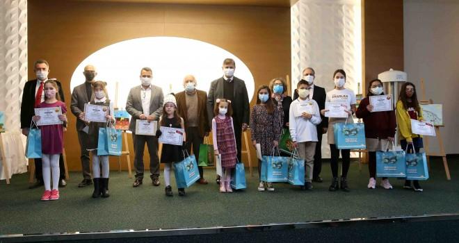 Karşıyaka Belediyesi'nden hayvansever çocuklara ödül