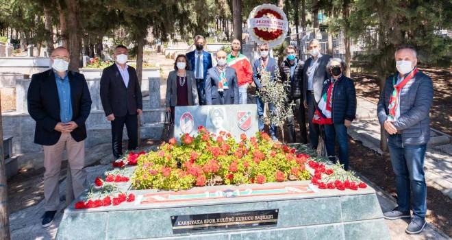 Zühtü Işıl mezarı başında anıldı