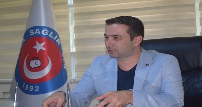 Bayraklı'da bir sağlık çalışanına saldırı...
