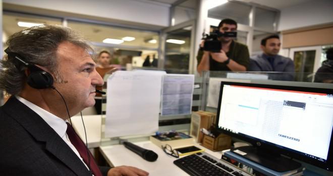 Vatandaştan gelen çağrıları  Başkan Mustafa İduğ yanıtladı