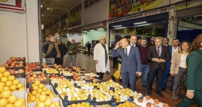 Başkan Soyer'den belediyenin kiracılarına kriz desteği